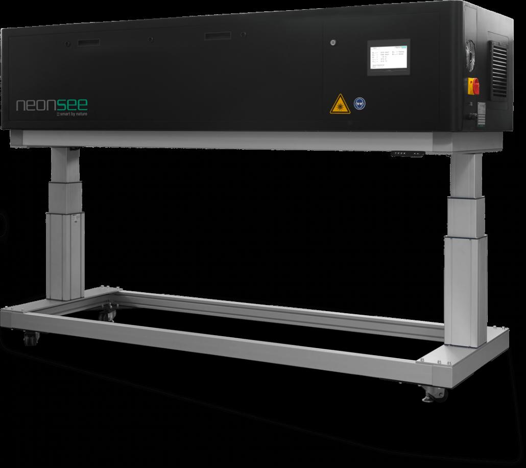 neonsee sonnensimulator solar simulator